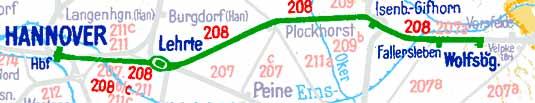 E1027-Hannover-Wolfsburg
