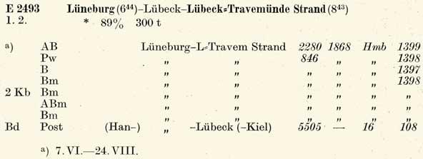 E2493-Lueneburg-Travemuende-ZpAR-II-West-1958-Sommer-S-192