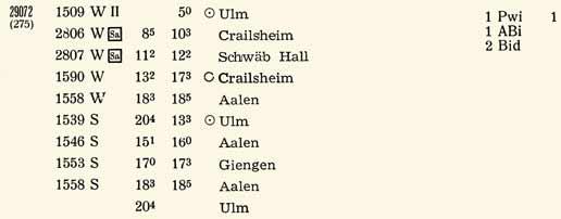 29072-Umlauf-Crailsheim-ZpBU-BD-Stuttgart-1958-Sommer-S-024-025