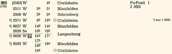 29075-Umlauf-Crailsheim-ZpBU-BD-Stuttgart-1958-Sommer-S-024-025